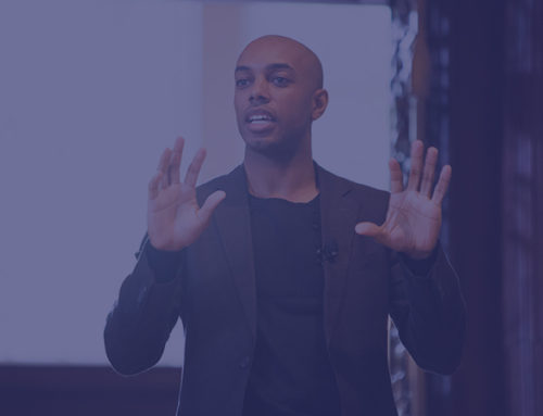 Casey Gerald, founder, MBAs Across America